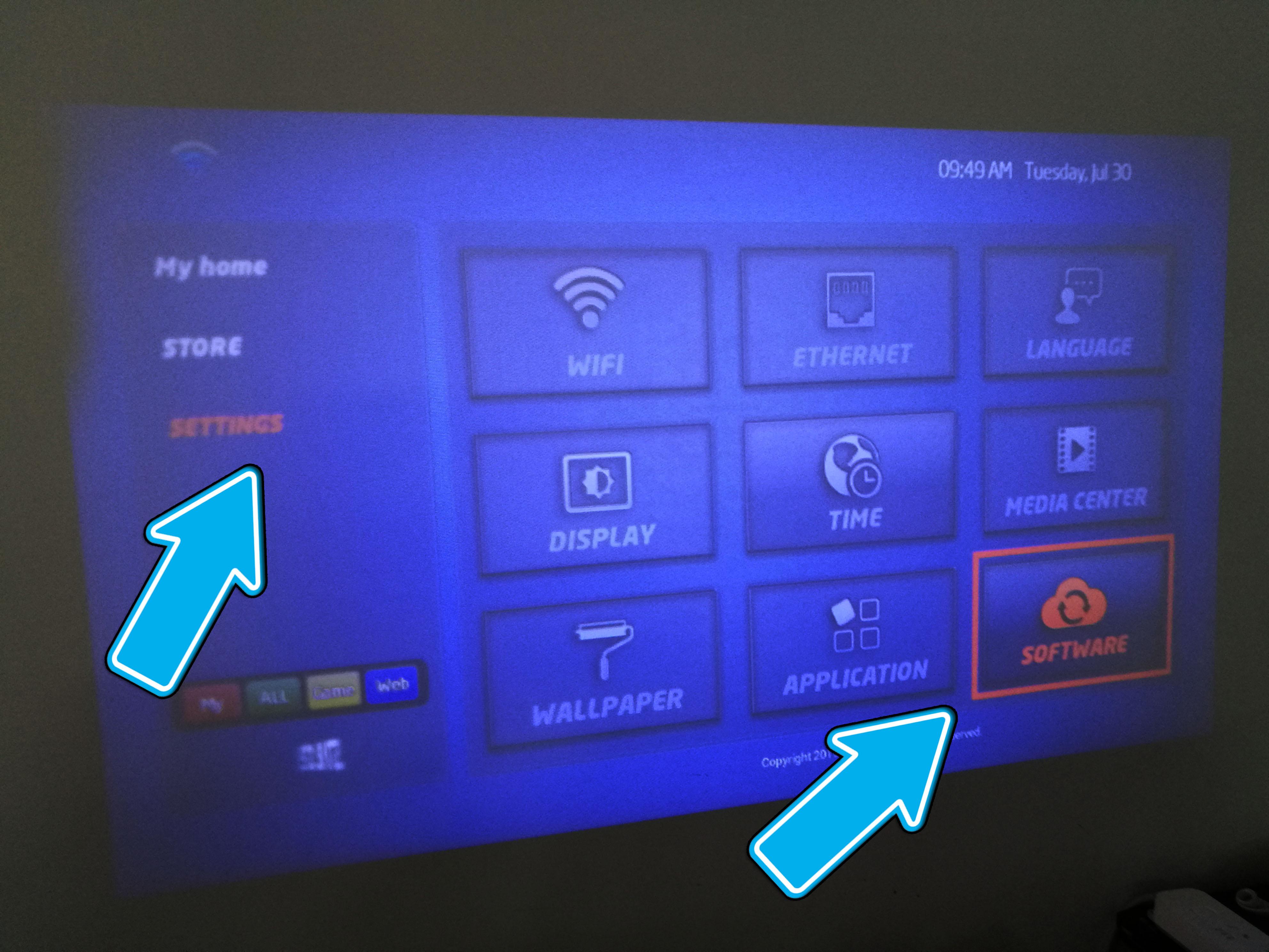 การอัพเดด Firmware Owlenz SD80 ครับ – PEAKHDPLAYER